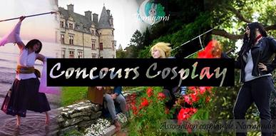 Concours cosplay organisé par Yumigami pour L'Odyssée du Jeu Vidéo 2019