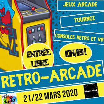 Rétro-Arcade