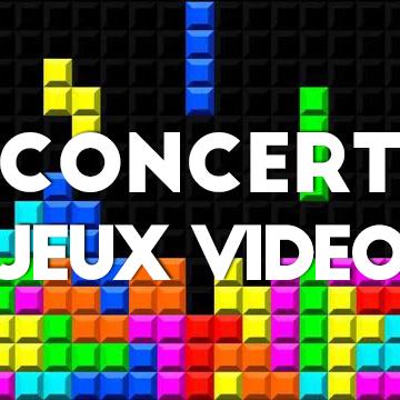 Concert Jeux Vidéo